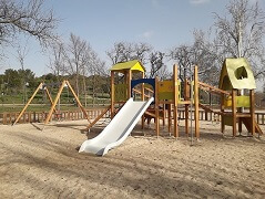 instalacion de parques infantiles